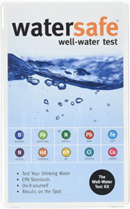 Test Kit Well for Water Filtration System